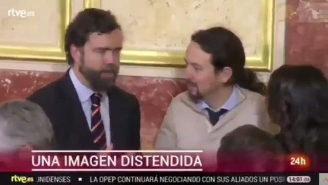 Por fin tenemos el audio de la famosa conversación entre Pablo Iglesias y Espinosa de los Monteros