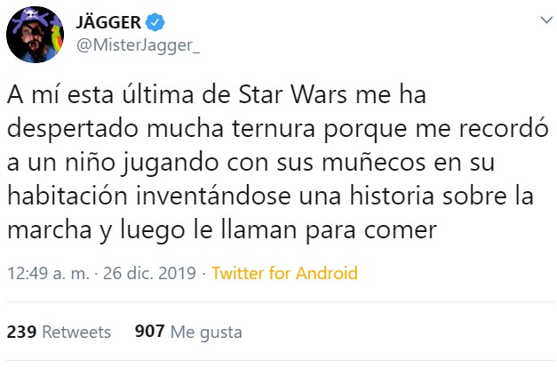 Star Wars: La risión de Skywalker