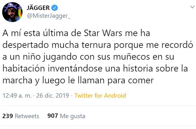 Star Wars: La risión de Skywalker