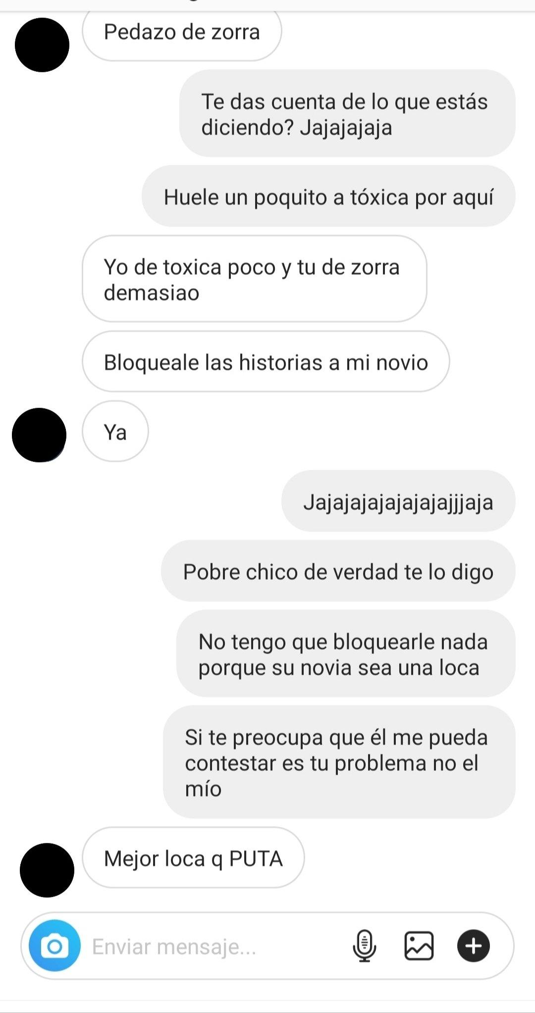 """""""Mejor loca que pvta"""""""