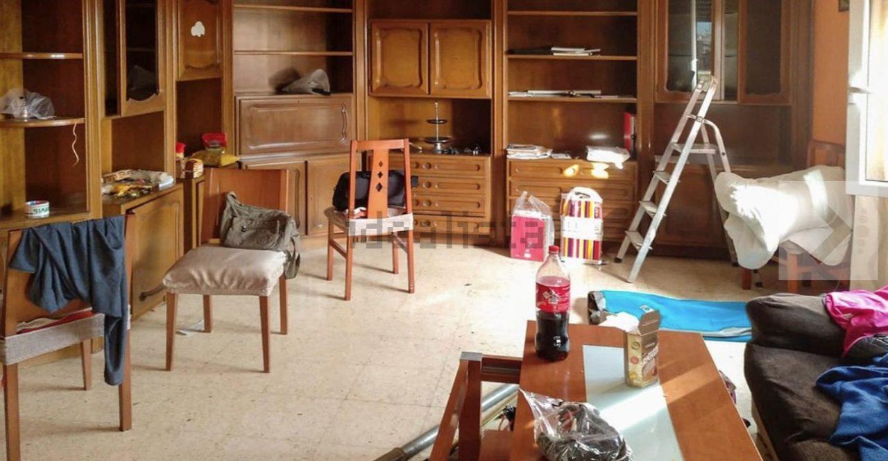 La historia con fotos del piso más polémico contado por su propietaria Esther Argerich