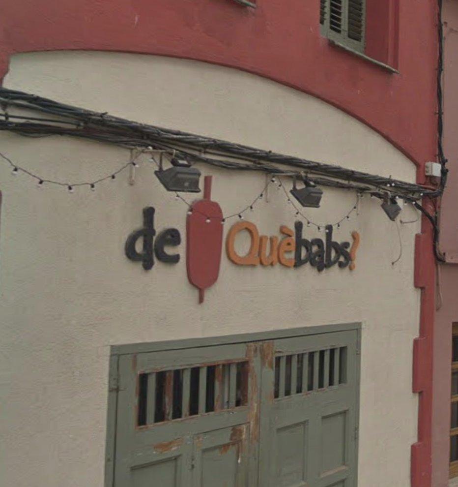 En España otra cosa no, pero nombres mierders de negocios... todos los que quieras