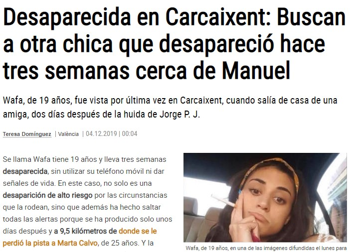 El detenido por la desaparición de Marta Calvo confiesa que la dеscuartizó
