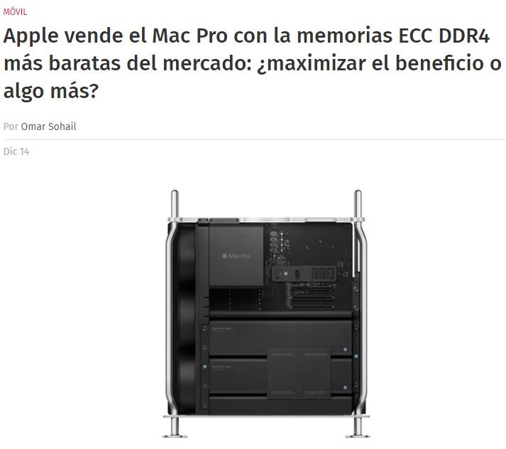 Desmontando completamente el nuevo Mac Pro: ¿Vale la pena pagar los hasta 62000 dolars que cuesta?