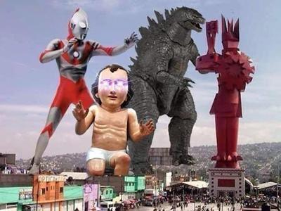 México presume del niño Jesús más grande del mundo: 6,5 metros de altura y 1 tonelada de peso