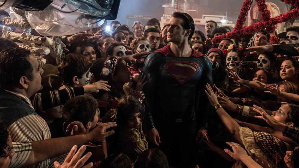 Ahí va nuestro Clark Kent