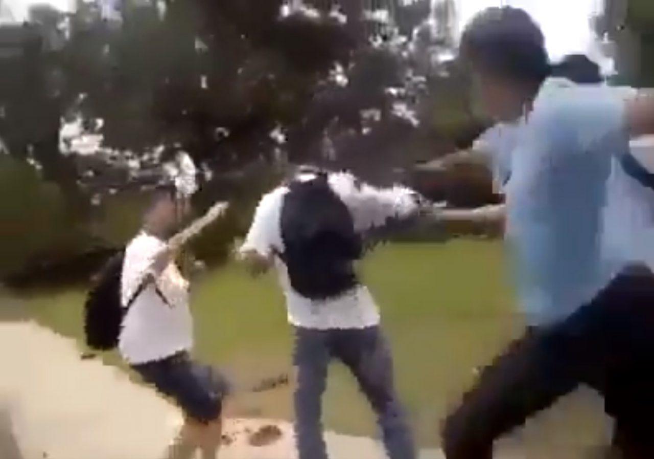 ¿Y tú qué harías si ves a tú hijo siendo víctima de bullyng? 👊👊👊