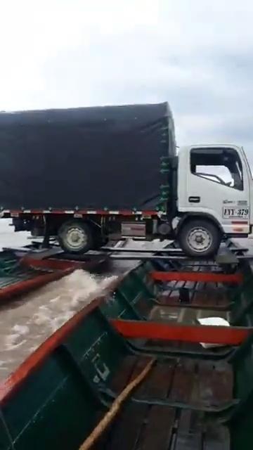 Transporte de camiones 100% seguro en Brasil
