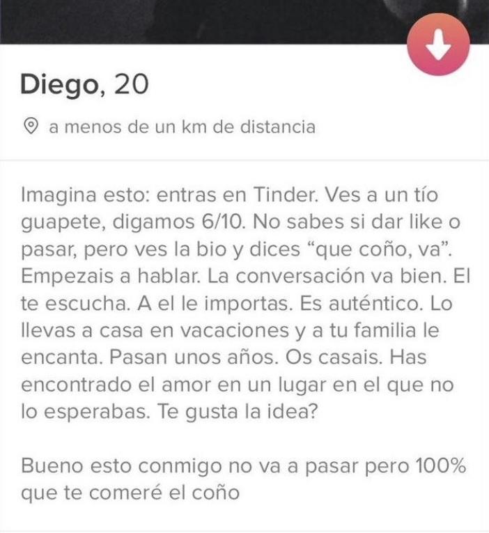 Diego sabe rematar una historia