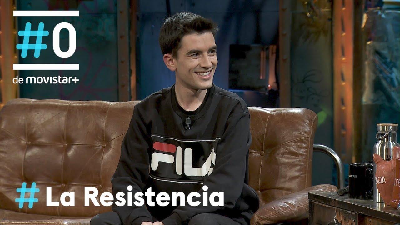 2ª entrevista Jordi E.N.P. en La Resistencia
