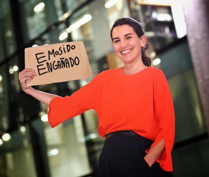 Rocío Monasterio pide chops