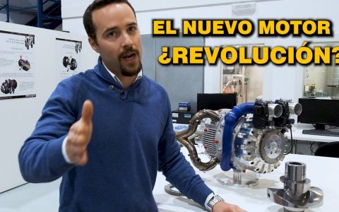 "Así es el revolucionario motor ""INNEGINE"", made in spain"