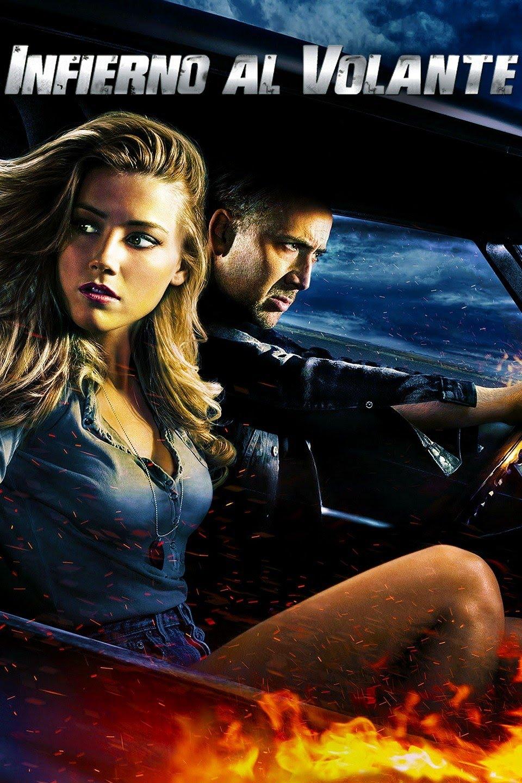 Ayer vi una de las pelis más mierders que recuerdo: DRIVE ANGRY, con Nicolas Cage y Amber Heard