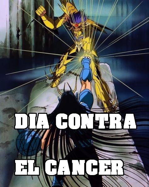 Hoy es el día mundial contra el cáncer. Poned los mayores truños que tengáis en los comentarios.