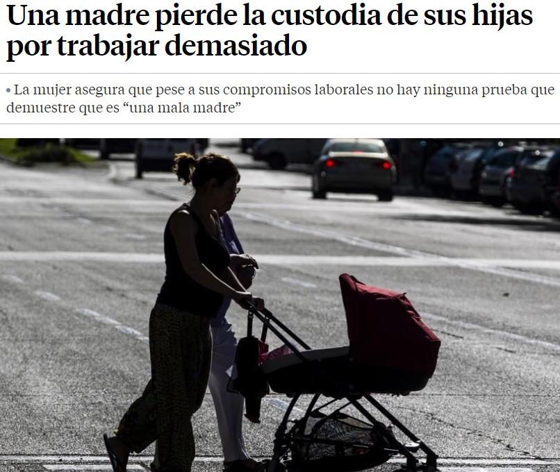 Pierde la custodia de sus hijos por dejarlos demasiado tiempo con sus abuelos