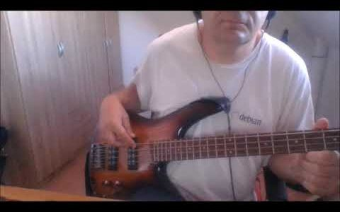 Magnifico bass cover de Swan Lake