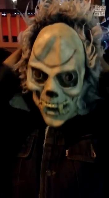 """""""Quítate la máscara wey"""""""