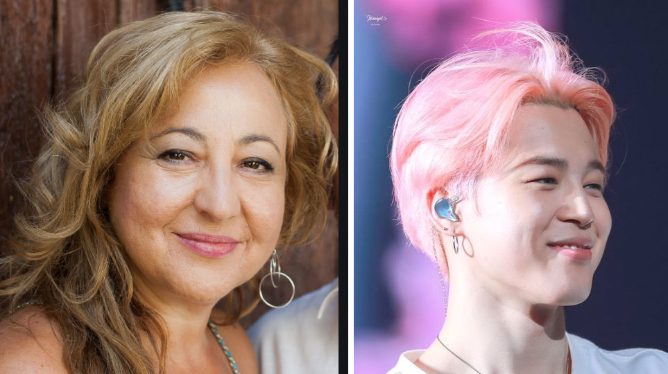 A mí me parece normal que a las adolescentes les gusten los coreanos estos de BTS... sobre todo si te ponen las señoras feas con el pelo rosa