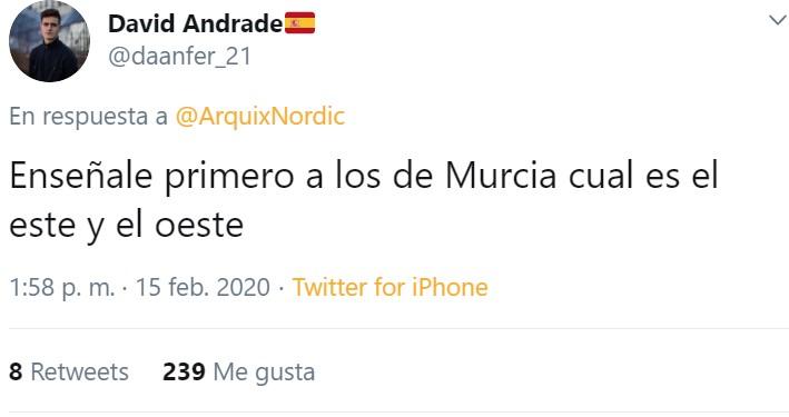 País Vasco, Cataluña, todo el mediterráneo, Baleares... creo que compensa cargar con Murcia. Me quedo con el rojo.