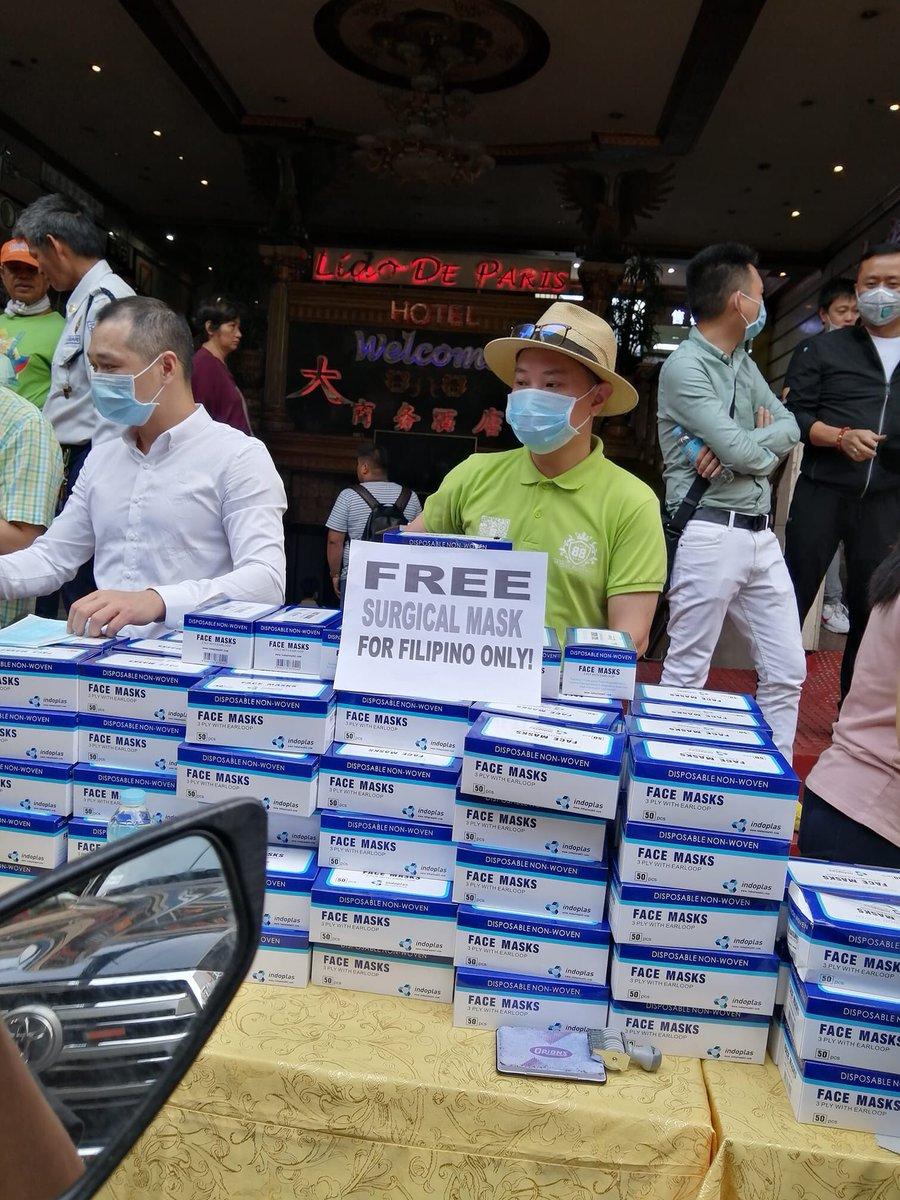 """Se veía venir: gente que no se quiere acercar a los chinos por si les pegan la """"fiebre amarilla"""""""