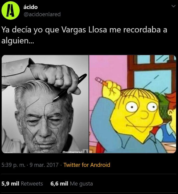 Yo me llamo Vargas