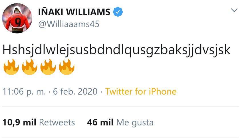 Grande Iñaki Williams