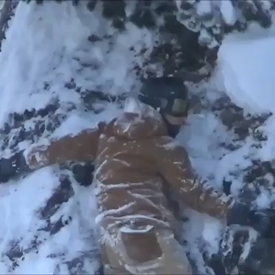 """""""Y por esto debes seguir las indicaciones del instructor de esquí"""""""