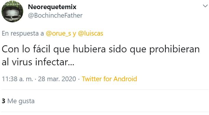 Madre mía ¡Santi Orue también es fasista!