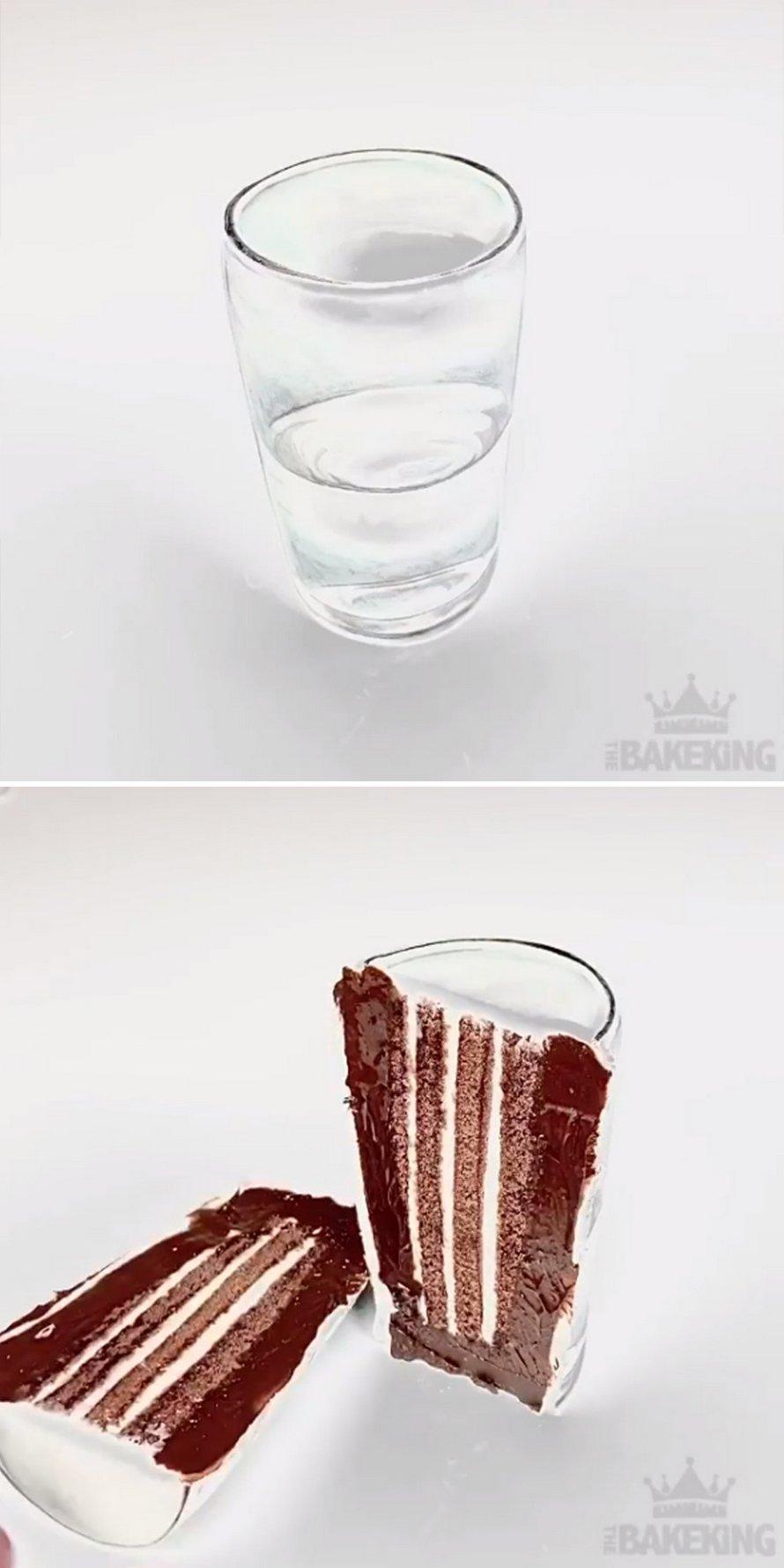 Una de tartas que no parecen tartas [22 fotos]