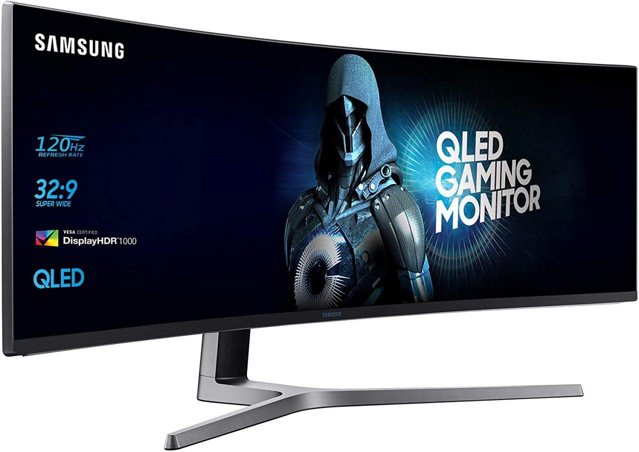 Samsung LC49RG90: El nuevo monitor monstruosamente absurdo de mi hermano
