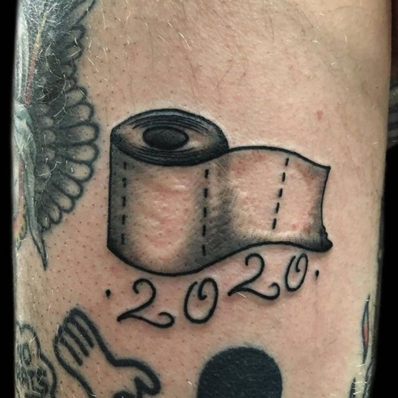 Tatuajes coronavairuz edition [25 fotos]