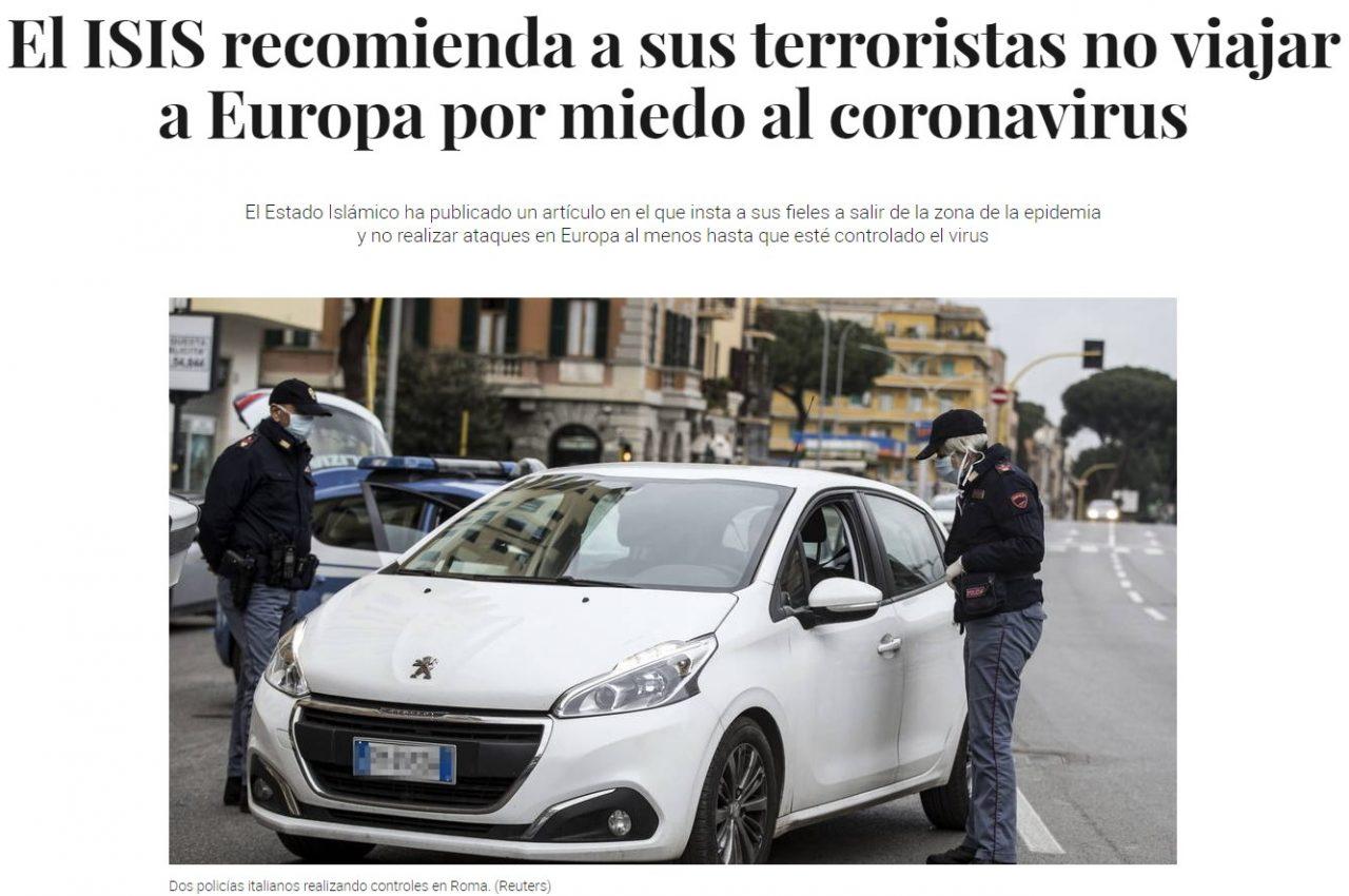 Sí, el ISIS tiene mejor gestión de crisis que media Europa...