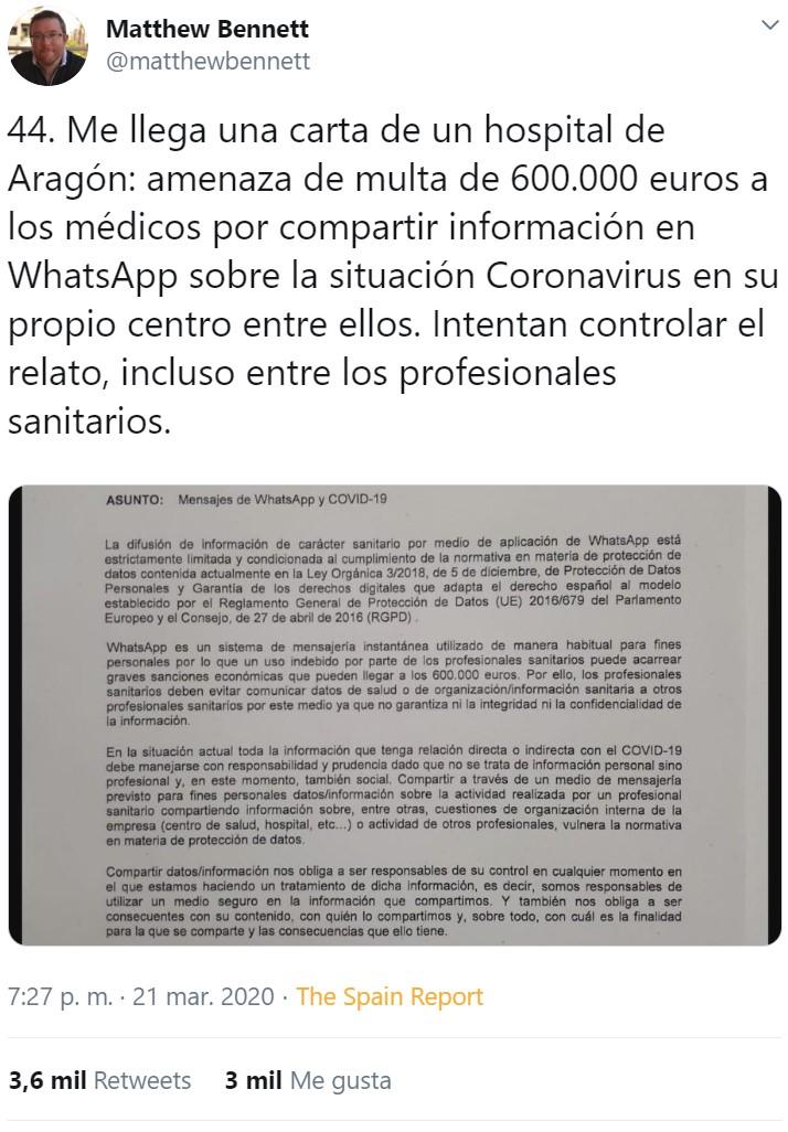Así está el hospital de Albacete a día de hoy