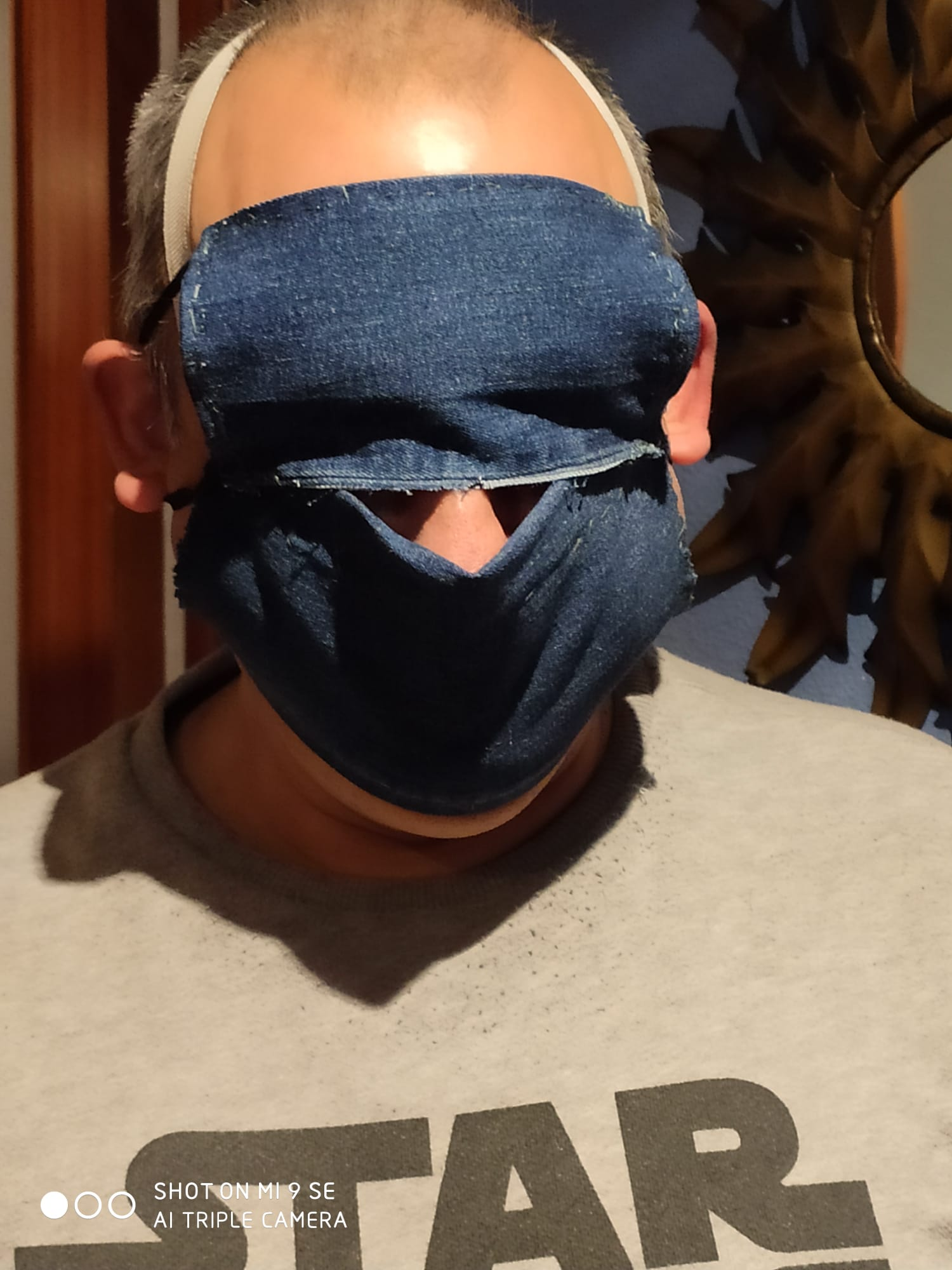 Por qué las mascarillas caseras y/o no reglamentarias no ayudan mucho