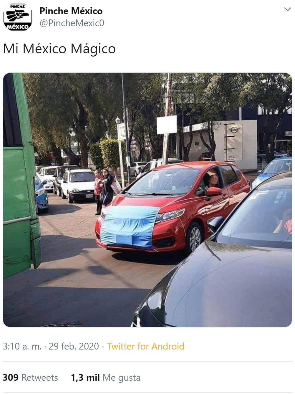 Todavía no está demostrado que se pueda transmitir a los coches, pero mejor prevenir... que los talleres están muy caros.