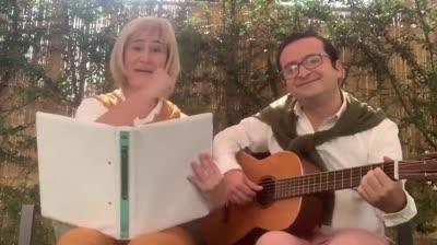 La canción de la cuarentena del primer mundo