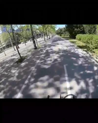 Comprar una mochila de Glovo para hacer ciclismo sin que te multen... ¿Un plan sin fisuras?
