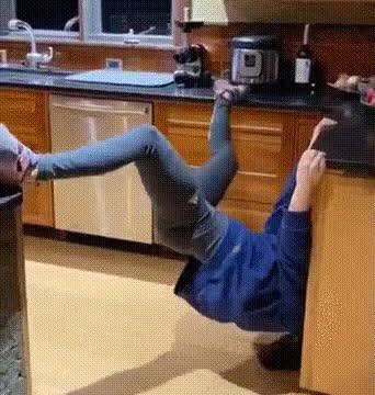 """No me pises lo fregao"""