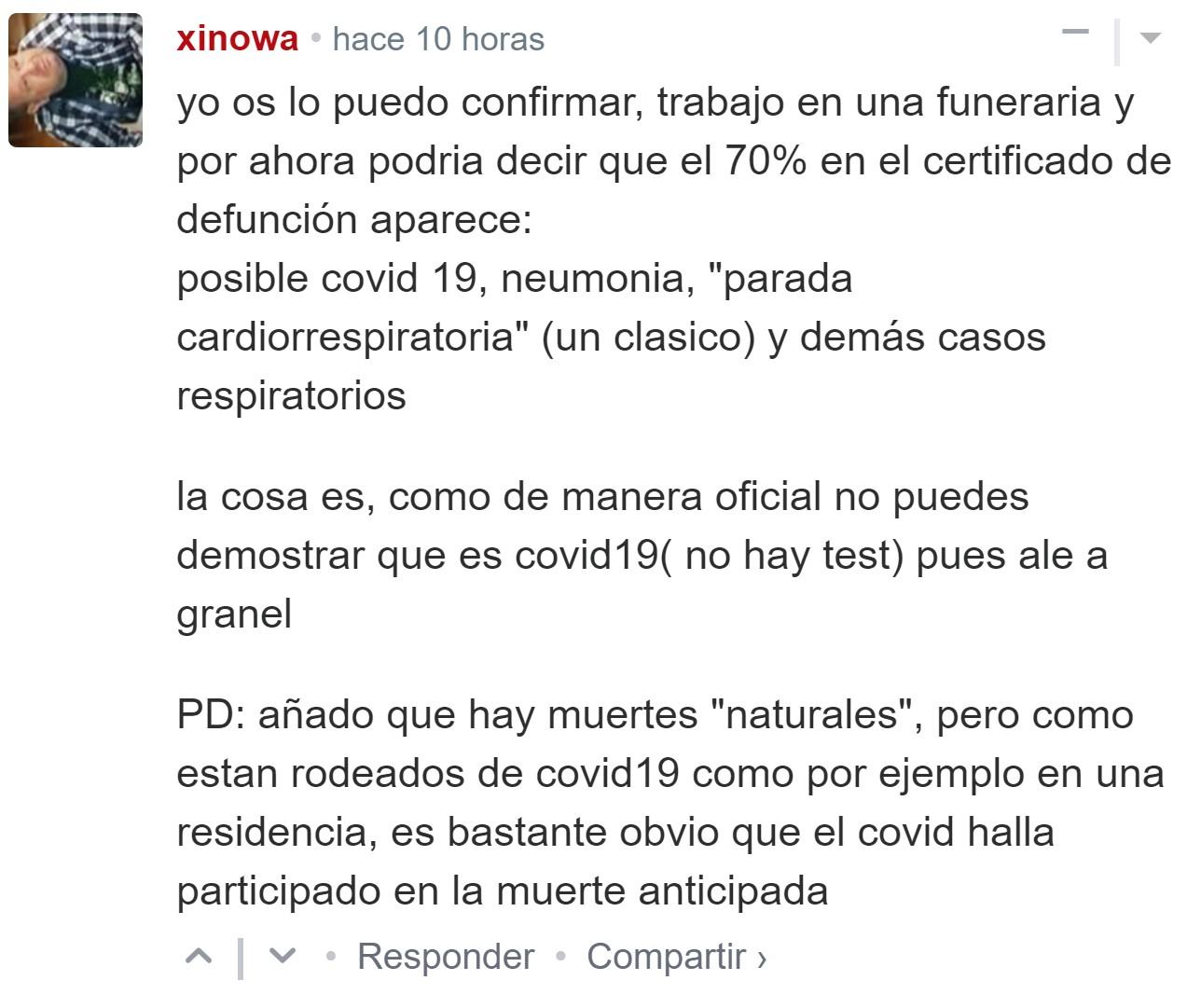 Según el Imperial College, en España habría entre 1,5 y 19 millones de infectados