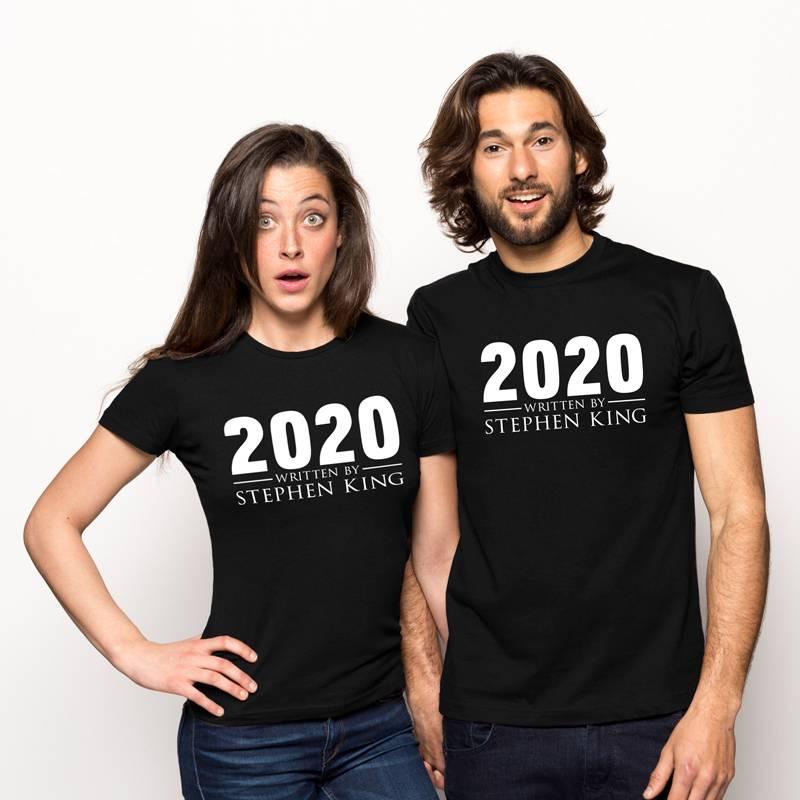 Camiseta Año 2020 (dirigido por Stephen King)