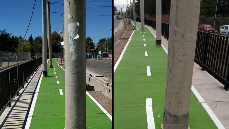 Haciendo ameno el paseo en bici a los ciclistas