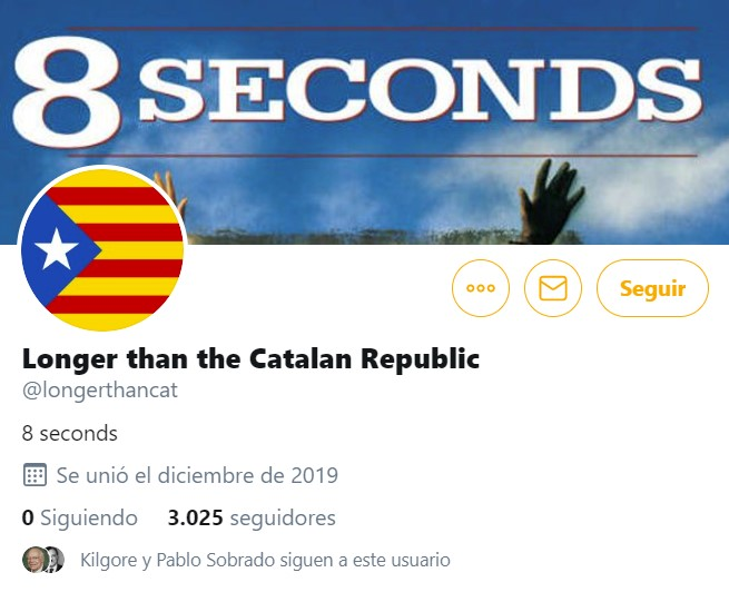 Longer than the Catalan Republic