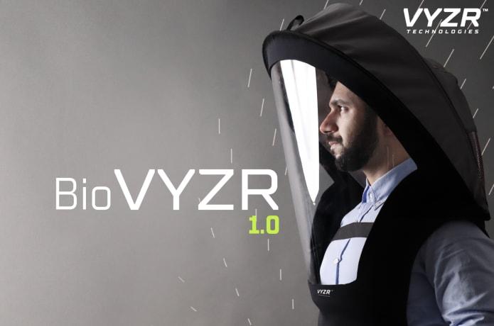 BioVYZR: la cápsula antivirus que sustituye a las mascarillas