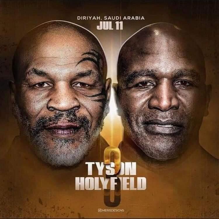 Tyson vs Holyfield
