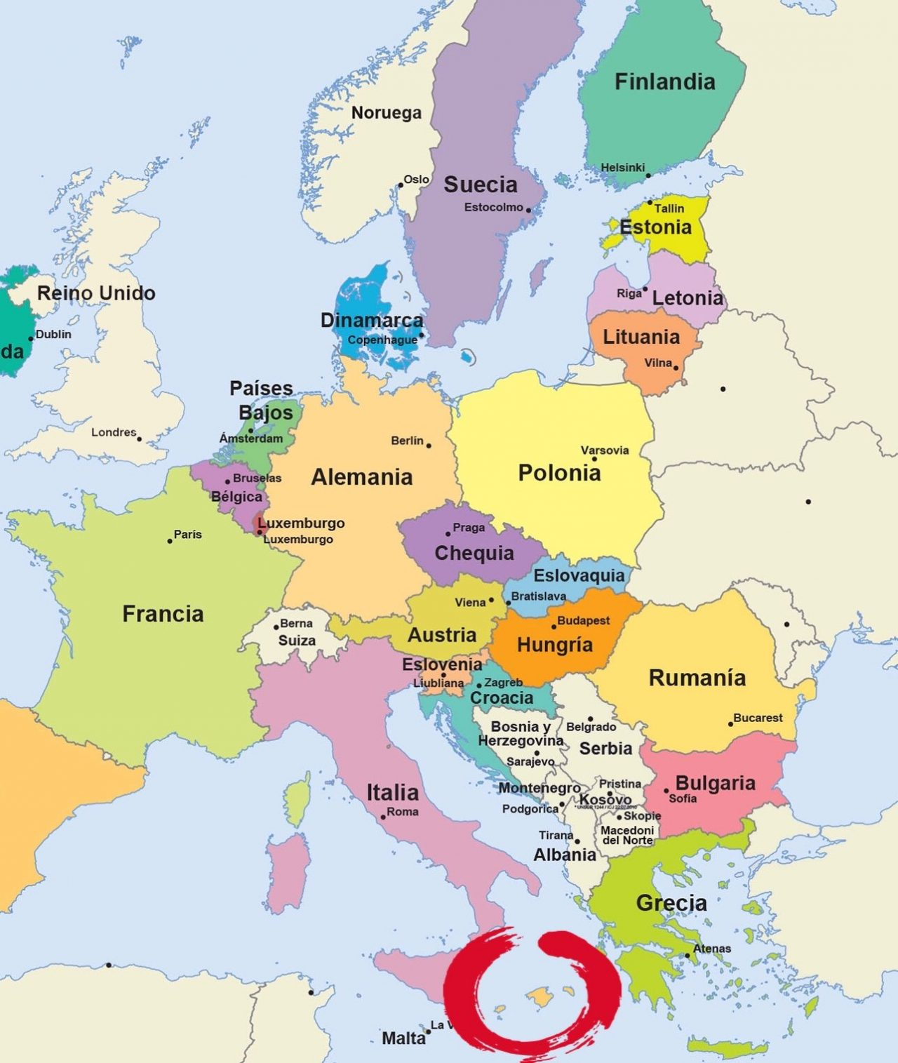 ¿Qué edad teníais cuando descubristeis que Baleares está mucho mas lejos pero lo ponen ahí para que quepa en el mapa?