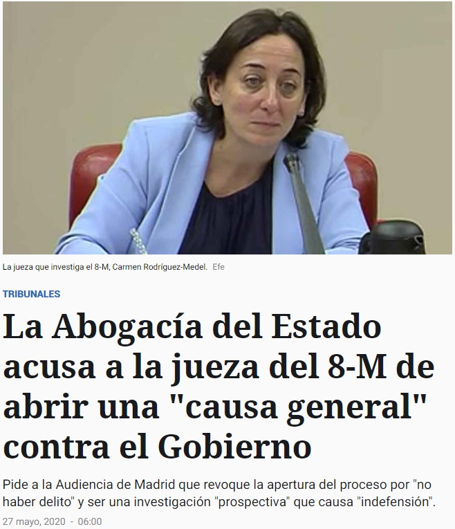 ¿Qué demonios está pasando entre jueces, Guardia Civil, y Gobierno?