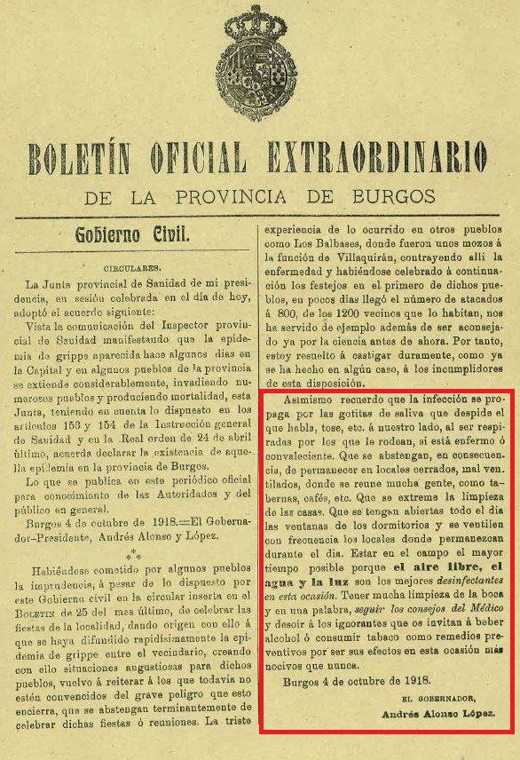 """""""El aire libre, el agua, y la luz, son los mejores desinfectantes"""": Así fue la """"desescalada"""" en 1918"""