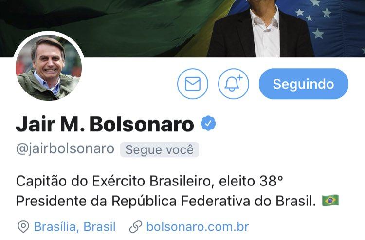 Logro desbloqueado con Bolsonaro