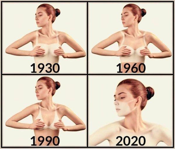Evolución de la marca de moreno