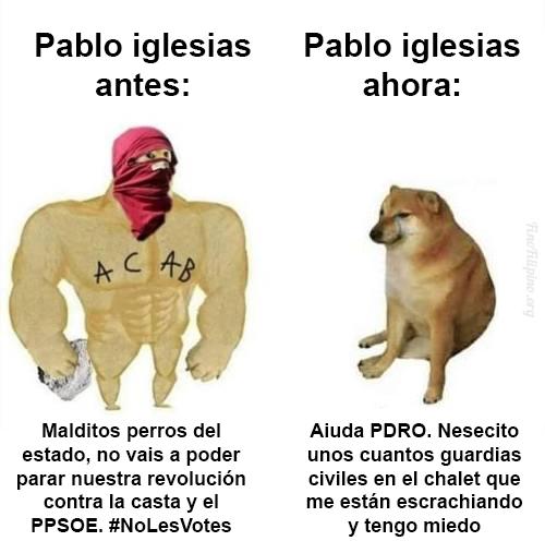 Hagamos memes de Peblo mientras sea legal